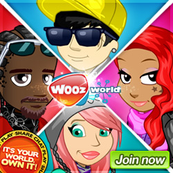 Woozworld sign up